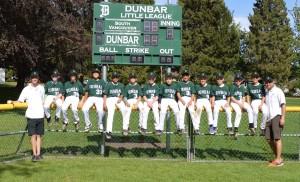 Dunbar 11 Selects